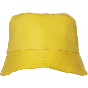 Sun hat, yellow (3826-06)