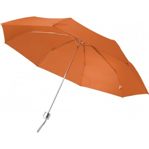 Telescopic umbrella, orange (4104-07)