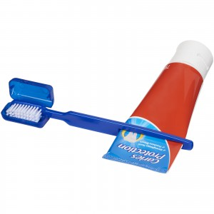Toothbrush w/ squeezer , blue (12613700)