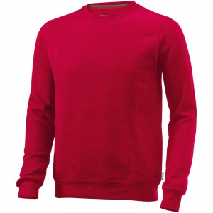 Toss crew neck sweater, red, S (3323625)