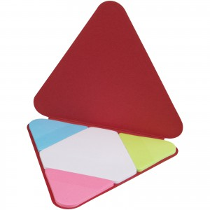 Triangle sticky pad, Red (10714903)