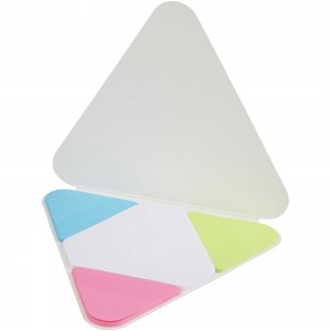 Triangle sticky pad, Silver (10714905)