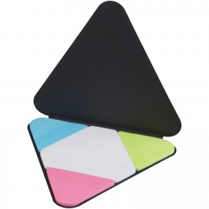 Triangle sticky pad, solid black (10714900)