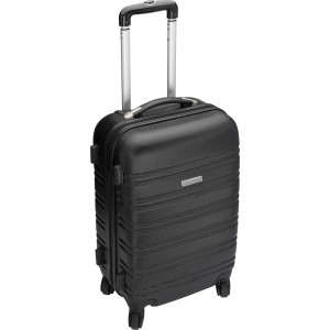 Trolley with four spinner wheels., Black (5393-01)