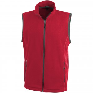 Tyndall micro fleece bodywarmer, Red (3942525)