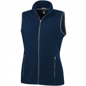 Tyndall micro fleece ladies Bodywarmer, Navy (3942649)