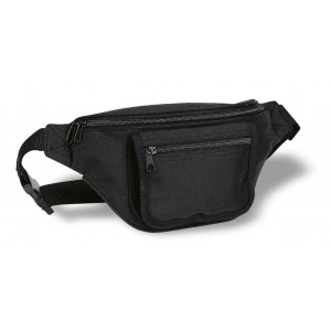 Waist bag with pocket (KC5810-03)