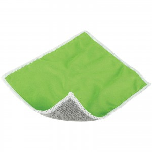 Wiped screen cleaning cloth, Lime (13420003)