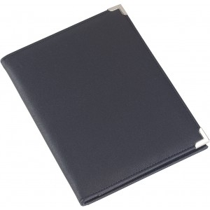 A5 folder, excl pad, item 8500, blue (8622-05)