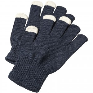 Billy tactile gloves, Navy (10080003)