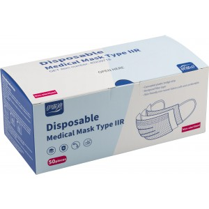 Disposable face mask (Mask)